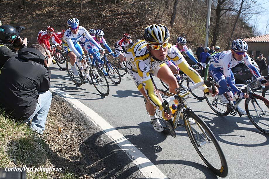 Sanremo - Italia - wielrennen - cycling - radsport - cyclisme - 100e Milano - Sanremo  - Mark Cavendish (Grootbrittannie/Team Columbia High Road) - foto Wessel van Keuk/Cor Vos ©2009