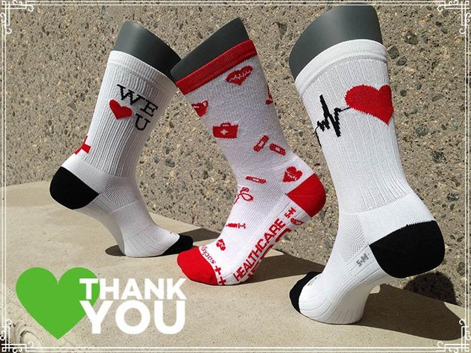 SockGuy Delight Socks