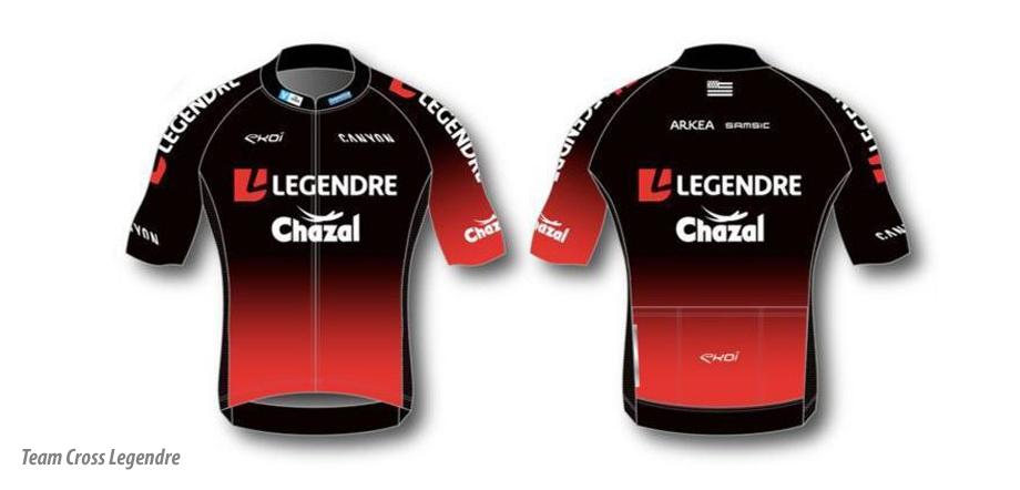 Team Cross Legendre
