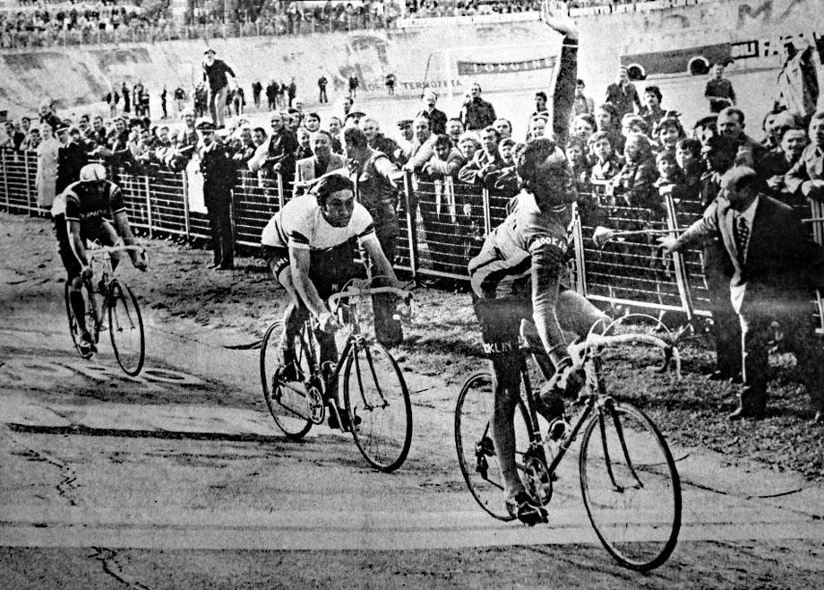 lombardy 74 De Vlaeminck Merckx