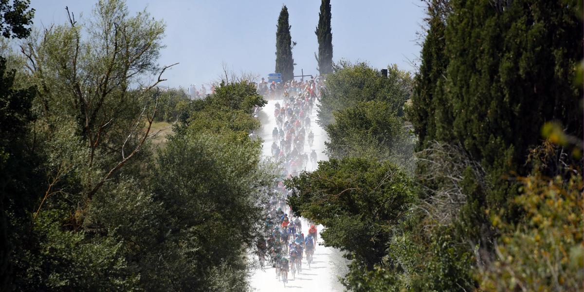 STRADE BIANCHE'20: Wonderful Wout! - PezCycling News