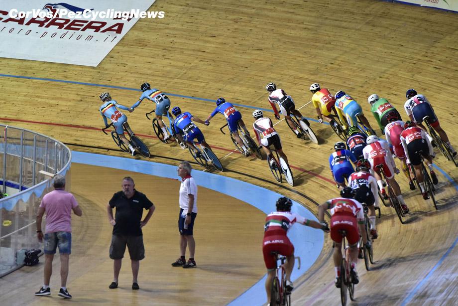 euro track champs