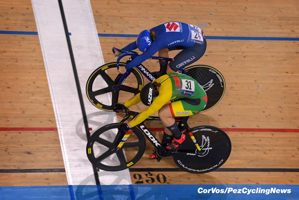 euro sprinters