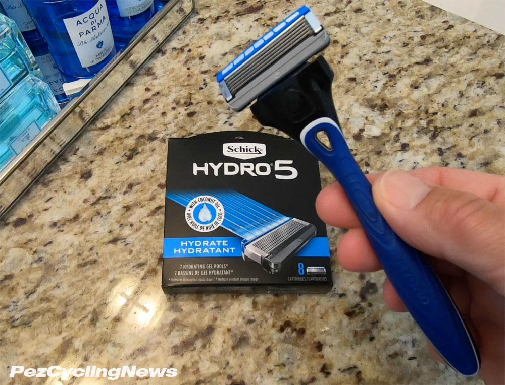 shavers schick hydro5 full