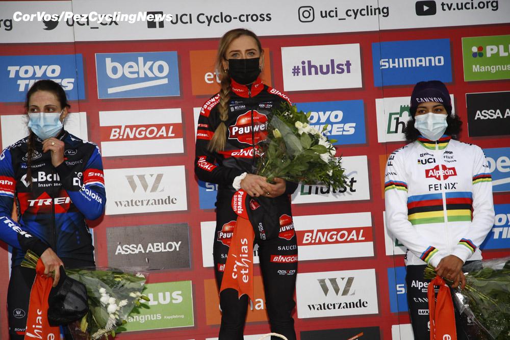 hulst podium