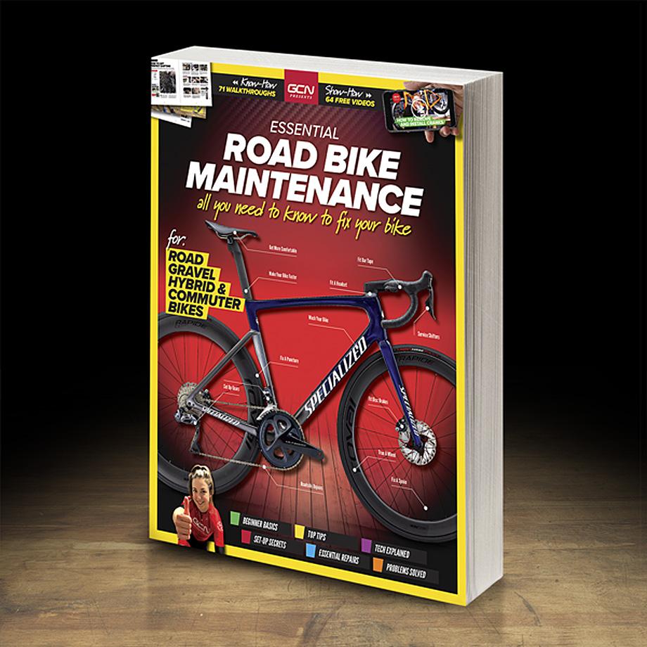 manutenção de bicicleta