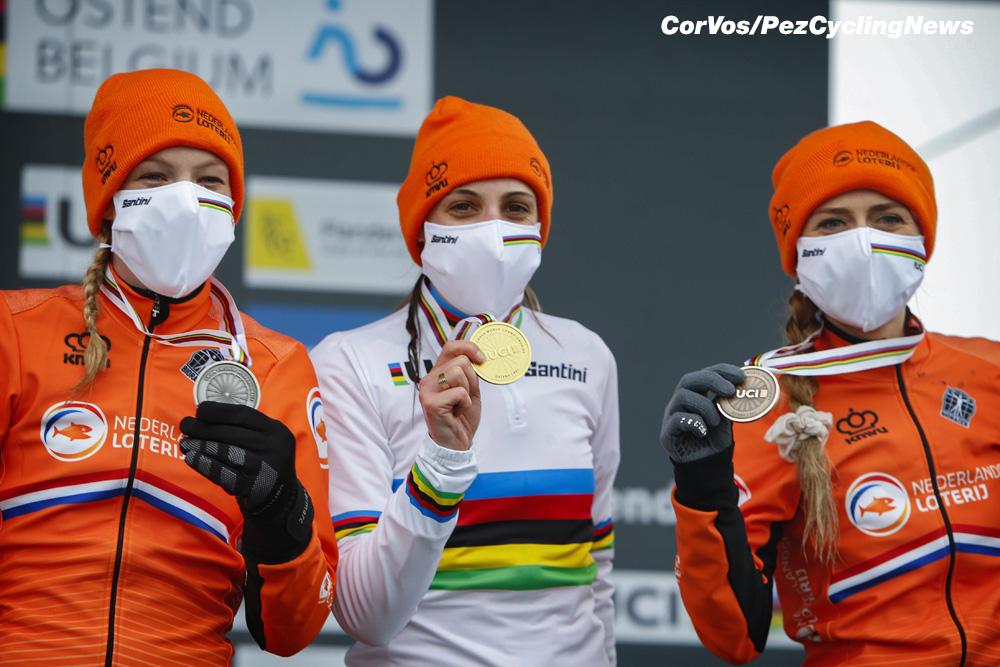 worlds cross 21 podium