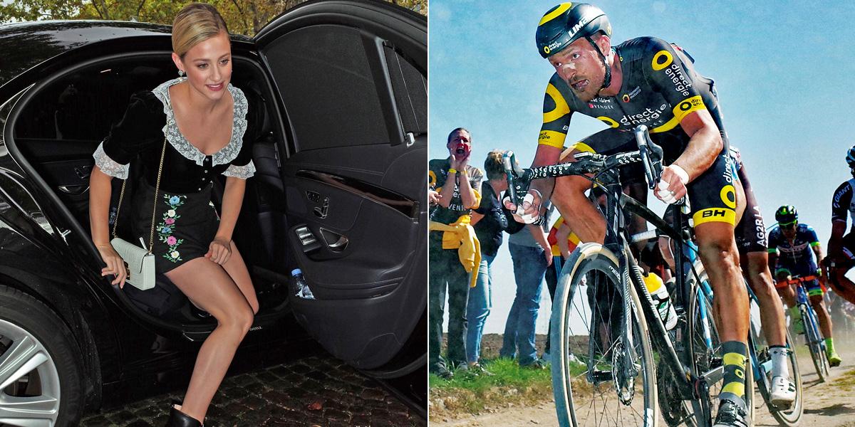 Roubaix Cobbles and Paris Couture Mega Photo Gallery - PezCycling News