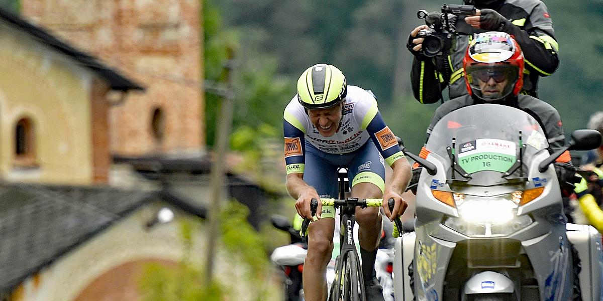 GIRO'21 Stage 3: Van der Hoorn Solo Surprise! - PezCycling News
