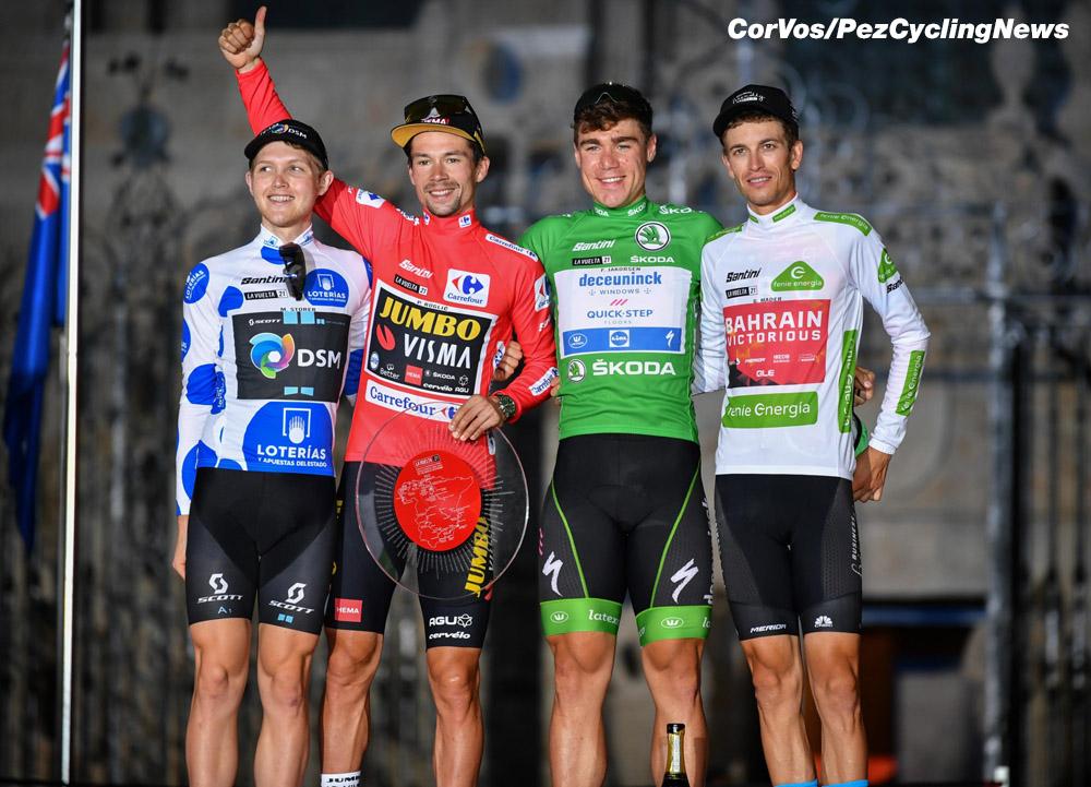 vuelta21 podium